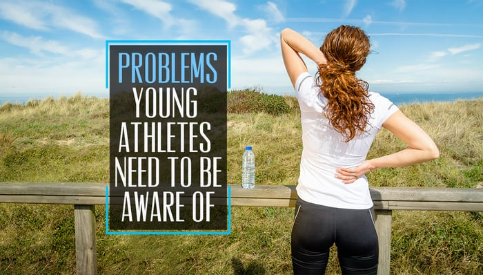 Problems Young Athletes Need to Be Aware Of