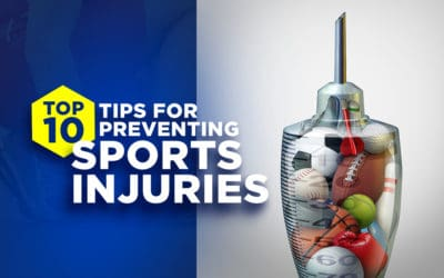 Top 10 Tips for Preventing Sports Injuries