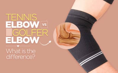 What Can I Do About Tennis and Golfer's Elbow Pain?