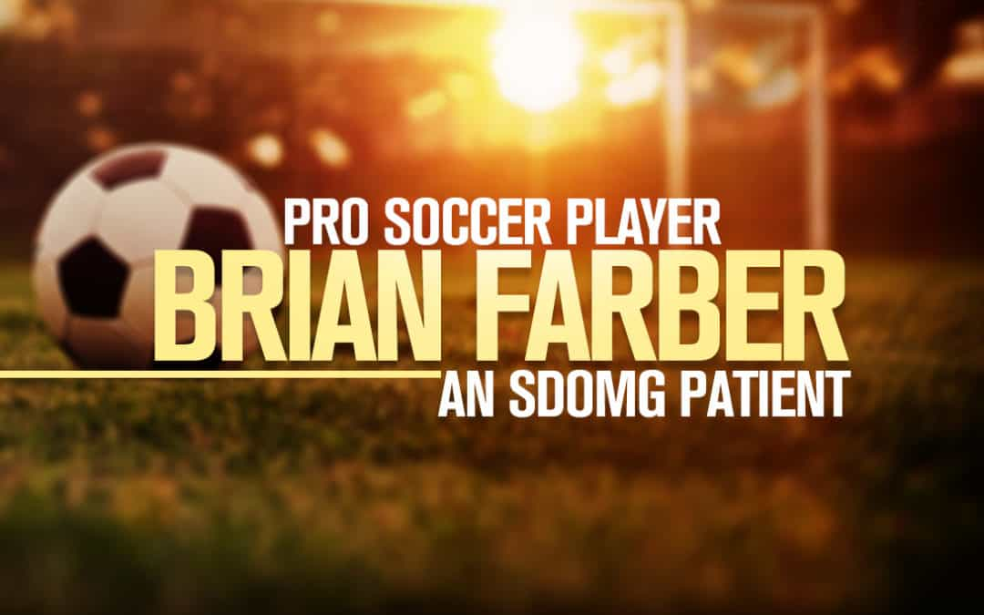 Brian Farber of the San Diego Sockers Successfully Returns to the Soccer Field