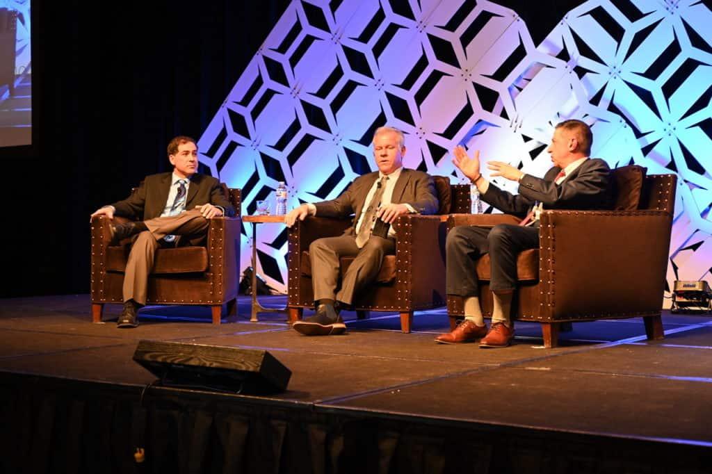 IOF2019 discussion panel
