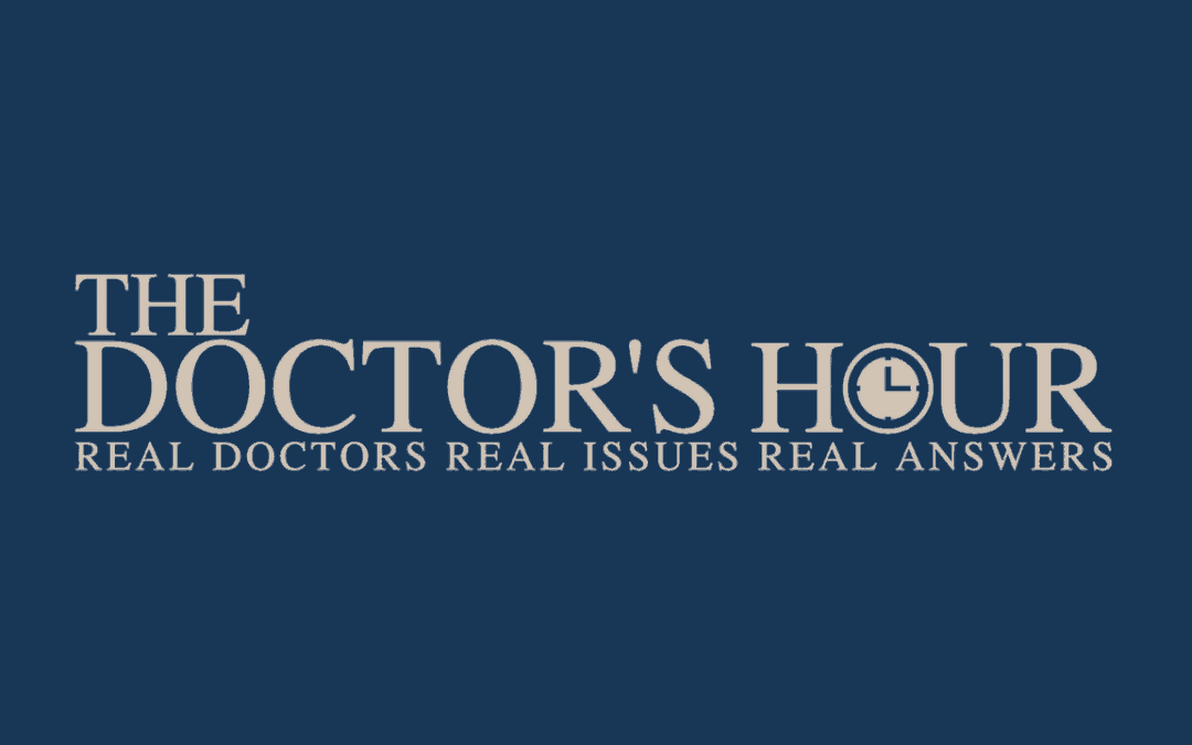 Dr Mary Ambach as Guest Speaker for The Doctor's Hour