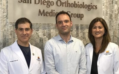 New Zealand Orthopedic Physician Visits San Diego Orthobiologics Medical Group To Observe Innovative Procedures
