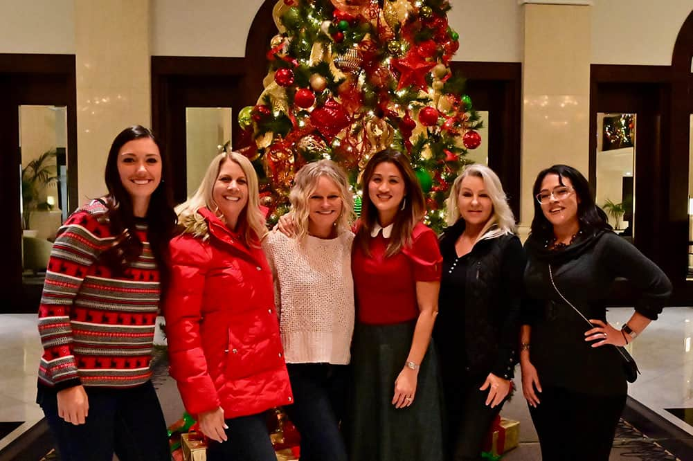 Happy Holidays from our great team at San Diego Orthobiologics Medical Group!