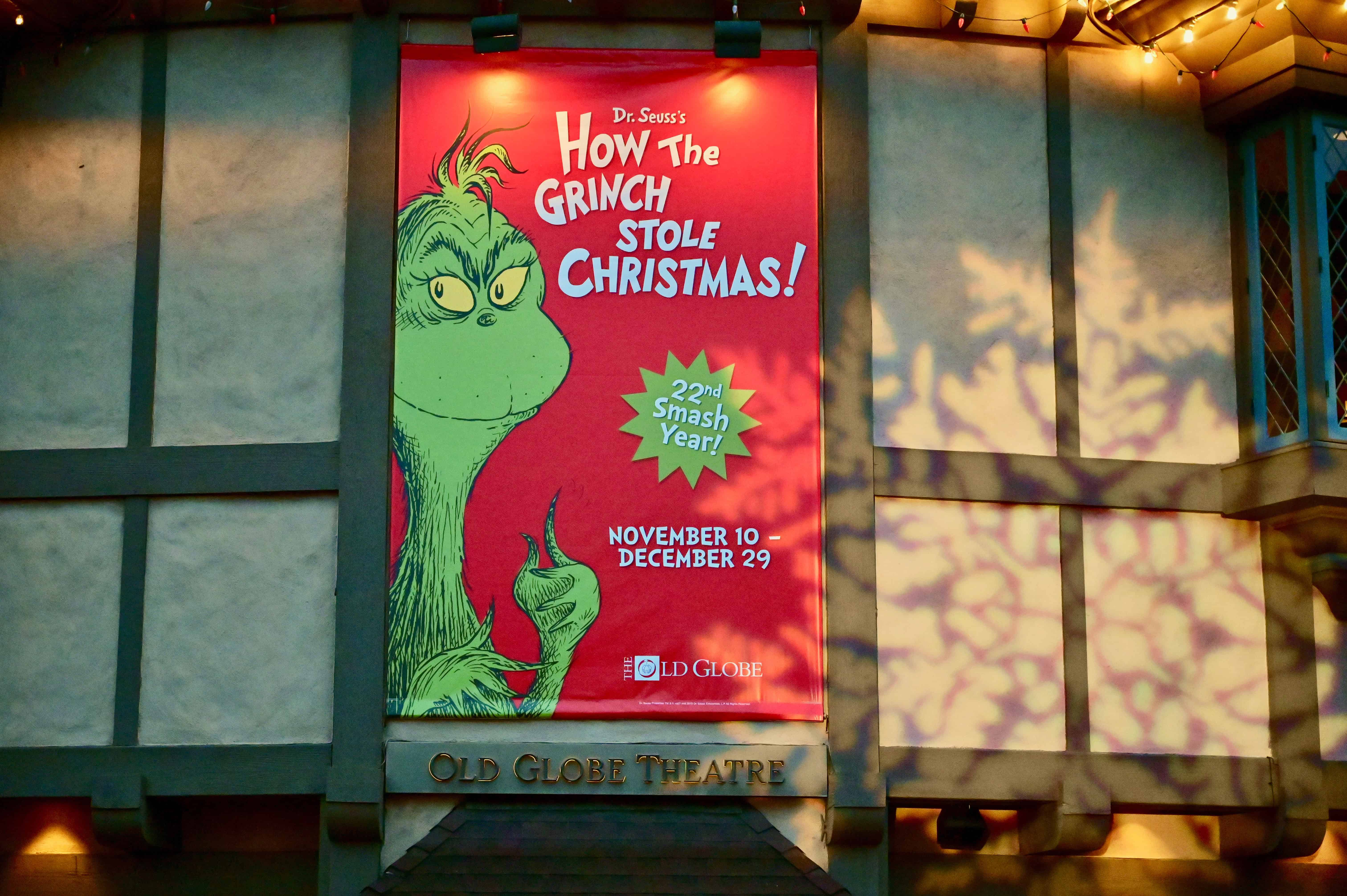 """Heading to """"Whoville"""" in search of the Grinch."""