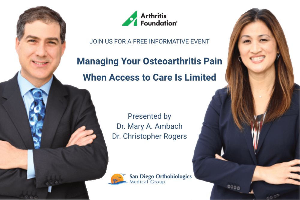 FREE Informative Webinar with Dr. Mary Ambach and Dr. Christopher Rogers
