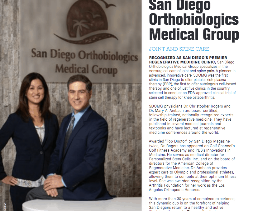 top doctors in San Diego